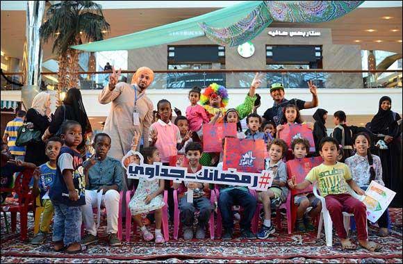 """Red Sea Mall Hosts 350 orphans for """"Iftar Abna'a Al-Khair"""""""