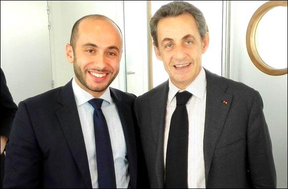 President Nicolas Sarkozy received ABL's president