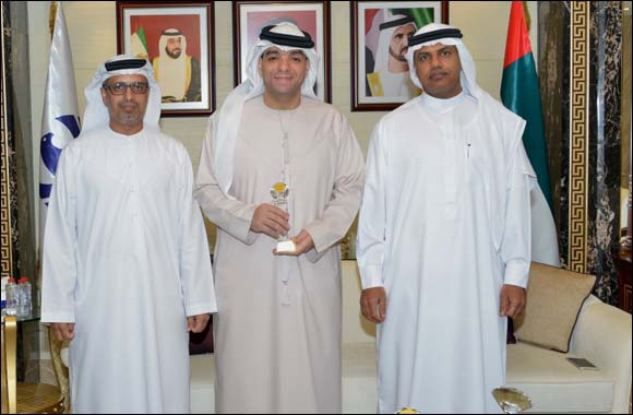 Dubai Customs Bags Excellence Award in Business Process Management