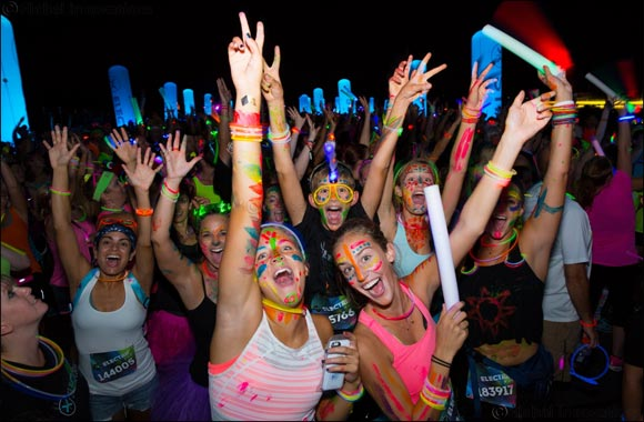 Get fit this winter with Daman's Activelife Electric Run and Fitness First
