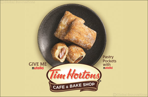 Tim Hortons and Nutella®: A match made in pastry heaven
