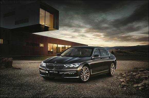 The BMW 7 Series: Redefining contemporary luxury