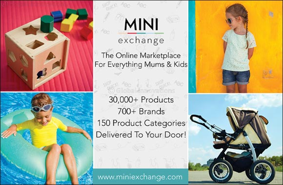 Mini Exchange launching KSA site - The Online Marketplace for Everything Mums & Kids continues to evolve its offering