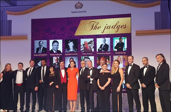 12 Dubai Hotels win at Middle East Hotel Awards 2016