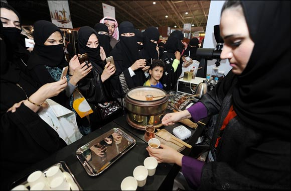 Third International coffee and chocolate exhibition foresees the Kingdom future transforming from consumption to production