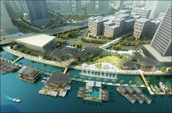 First phase of Dubai Properties' Marasi Business Bay on schedule to be delivered in Q4 2017