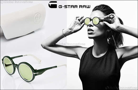 G-Star RAWX Eva Shaw Release Limited Edition Sunglasses
