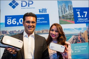 Dubai Properties' Virtual Reality tour of master-planned destinations becomes a firm favourite for v ...
