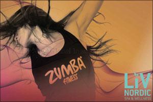 Zumba at LivNordic Spa & Wellness