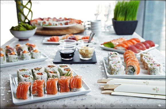 Chez Sushi has opened its first outlet in KSA