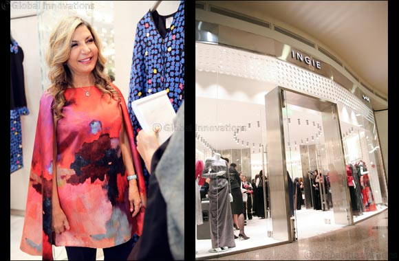 Ingie Chalhoub Celebrates the Official Opening of the First INGIE Paris Store in Riyadh