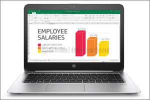 HP Introduces World's Only Notebooks with Integrated Privacy Screens
