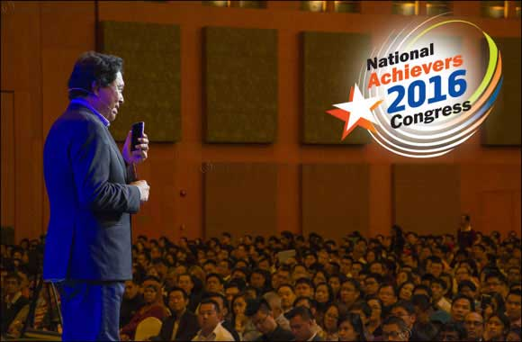 National Achievers Congress 2016 Set to Empower Personal Achievement in the Middle East