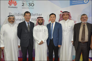 Huawei supports Saudization and offers jobs to fresh graduates