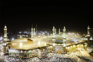 Unlimited demand for growth of Makkah's hotel sector � says JLL in first report on the city's real e ...