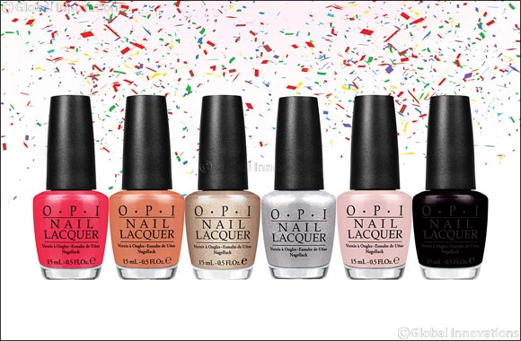 The magic of a wish with OPI