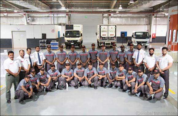 Al Habtoor Opens Riyadh's Biggest Truck Service Facility