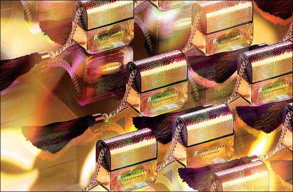 Perfect Christmas Gift: Limited Edition Gold Marc Jacobs Decadence Bottle - One Eight K Edition