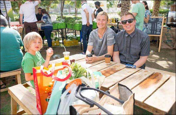 The Only Local Organic Farmers' Market returns to Bay Avenue