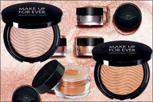 Make Up For Ever Launches Its All New Glow Fusion Range
