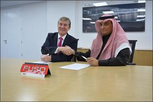 Saudi Arabia's Oldest Truck Reseller Partners With Al Habtoor Motors