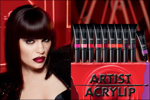 Make Up For Ever Kicks Off 2017 With the Innovative Artist Acrylip