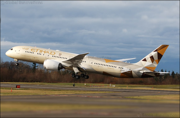 Etihad Airways Introduces Third Daily Flight to Riyadh