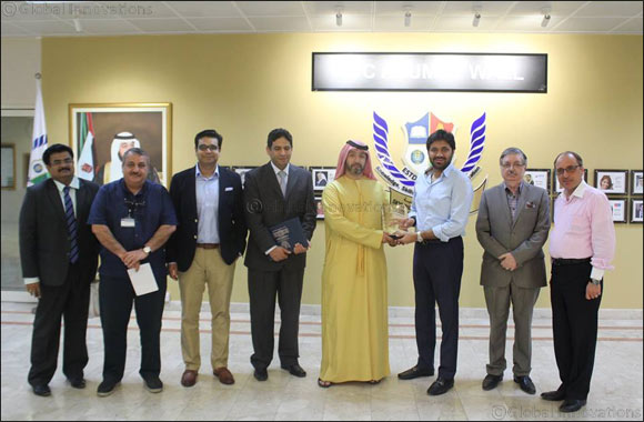 Skyline University College (SUC) Signed an MOU with Ajman Tourism Development Department