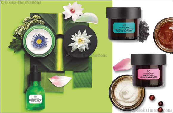 Say YES! to a Fresh New You by The Body Shop
