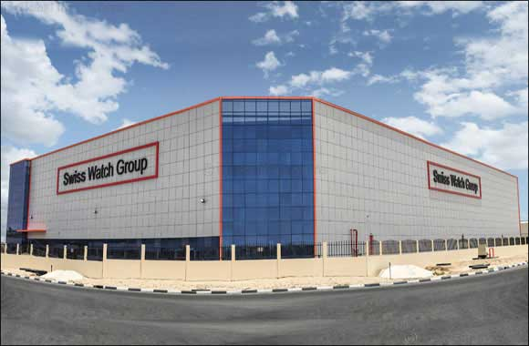 Swiss Watch Group inaugurates 10,000 sq m logistics facility at Dubai South