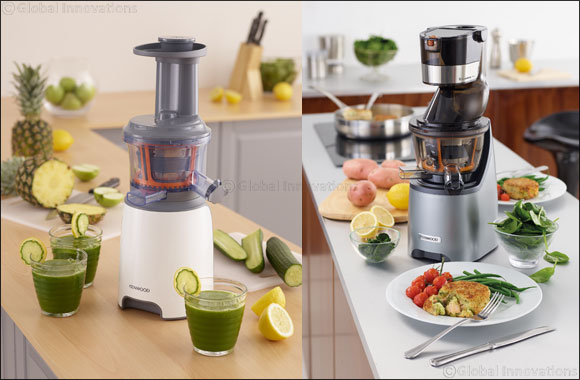 Blend Anything, Extract Everything with Kenwood's Purejuice