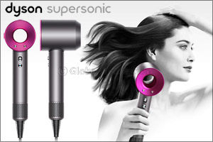 Review of Dyson Supersonic Hair Dryer.
