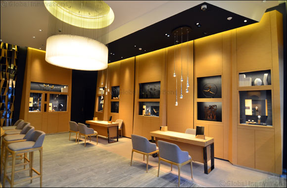 Audemars Piguet Opens Newly Designed Boutique in Riyadh, Kingdom of Saudi Arabia
