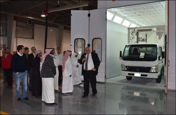 Al Habtoor drives to improve vehicle body repair standards in KSA