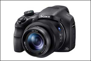Big on Imaging Power, the Compact 50x Super Zoom  Cyber-shot� HX350 is now available in Saudi Arabia