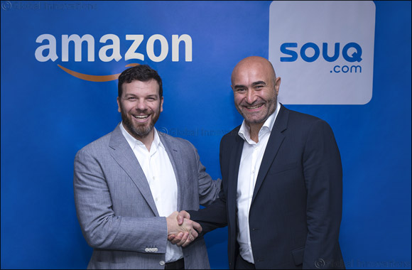 Amazon to Acquire SOUQ.com