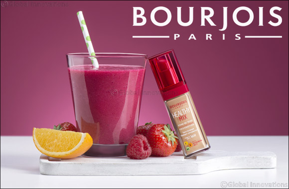 Bourjois x Kcal: Get Healthy Inside & Out