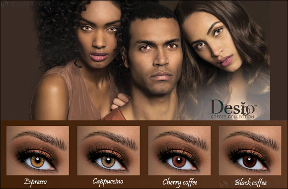 Desio Lenses X Grand Optics Press Event - Desio presents a new range of coloured contact lenses