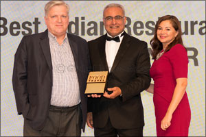 Mövenpick Hotel Al Khobar's Maharaja by Vineet scoops �Best Indian Restaurant' accolade at Food ...