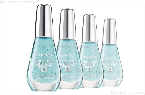 Wake Up to Healthier, Hydrated Nails: Sally Hansen Launches Moisture Rehab™ Overnight Nail Serum