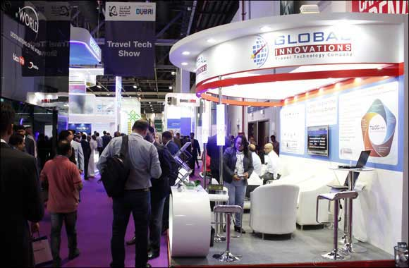 Global Innovations on its first day of success during the Arabian Travel Market 2017