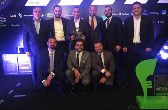 Nissan Navara Outreach Campaign in Saudi Arabia scoops Festival of Media MENA Award