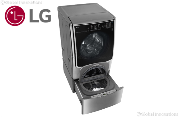 LG highlights the role of household technology in achieving an environmentally friendly future
