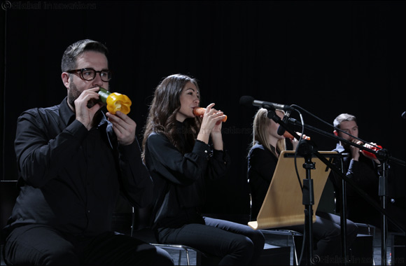 LG and London Vegetable Orchestra keep it fresh this World Environment Day
