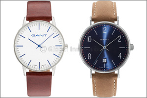 Gant introduces a new edition of classic timepieces