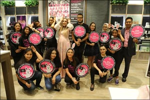 Forever Against Animal Testing - The Body Shop