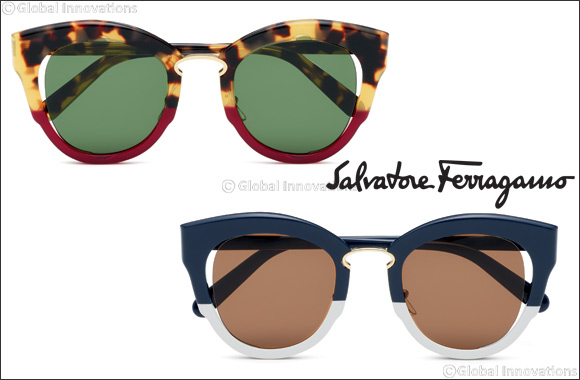 Salvatore Ferragamo Eyewear New Collection