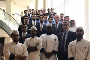 Burj Rafal Hotel Kempinski has employed 25 Saudis