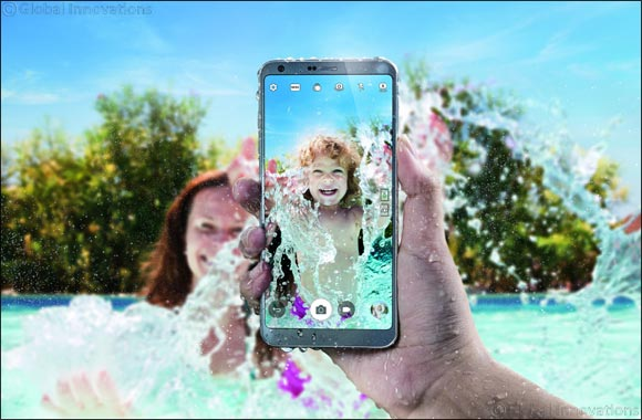 LG highlights a few simple steps to perfect underwater photography this summer