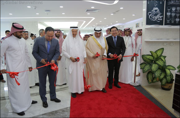 Ministry of Commerce and Investment launches Huawei Innovation Center in Riyadh